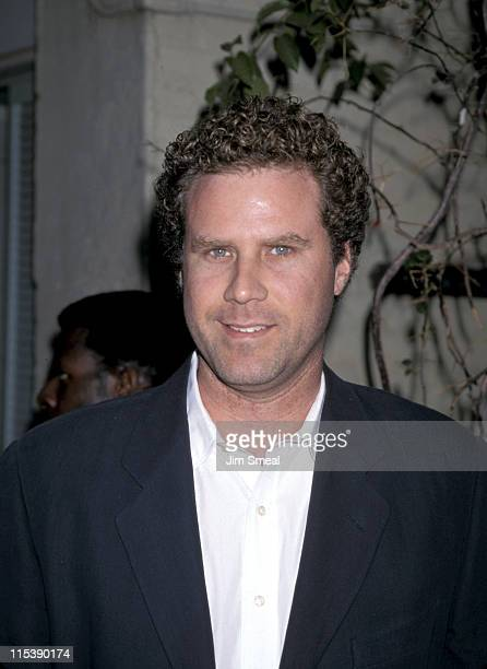Will Ferrell during 1999 NBC All Star Cocktail Party for Fall TCA at Twin Palms Restaurant in Pasadena California United States