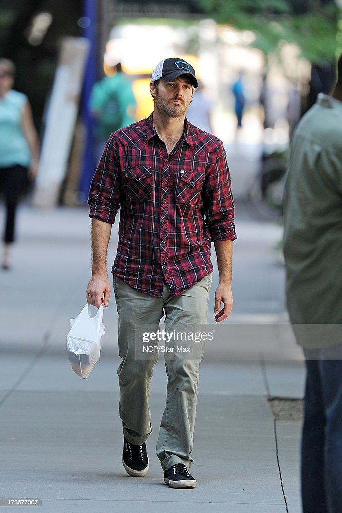 Will Forte as seen on July 16, 2013 in New York City.
