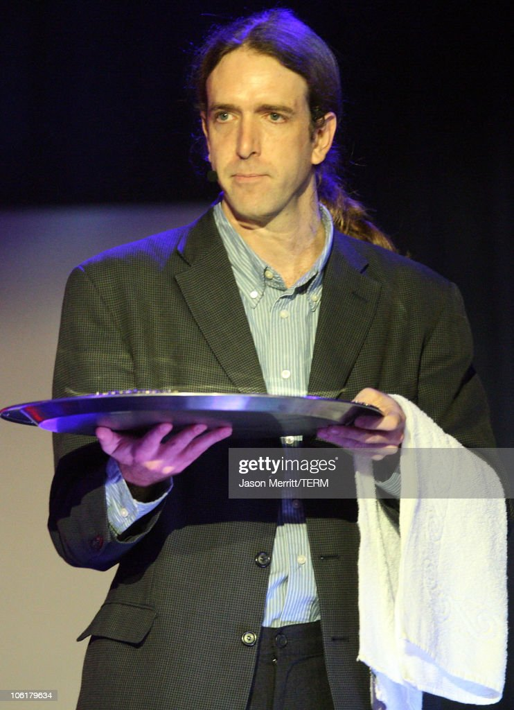 Will Franken on stage during The <a gi-track='captionPersonalityLinkClicked' href=/galleries/search?phrase=Andy+Kaufman&family=editorial&specificpeople=587929 ng-click='$event.stopPropagation()'>Andy Kaufman</a> Award at HBO & AEG Live's 'The Comedy Festival' 2007 at Caesars Palace on November 16, 2007 in Las Vegas, Nevada.