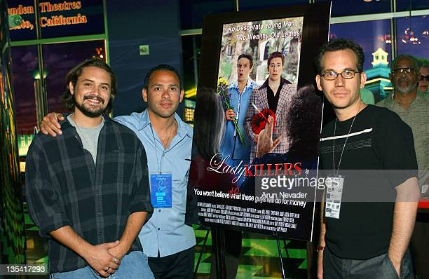 Will Friedle actor Don Ashley producer and Gary Preisler director