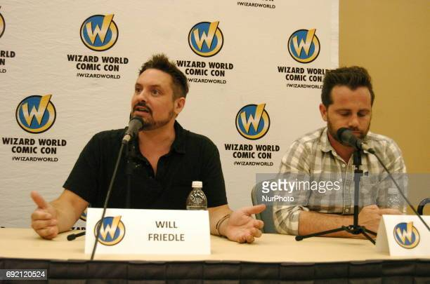 Will Friedle and Rider Strong talk about what it was like for them as child actors the learning ow to act memorize lines and other aspects of the...