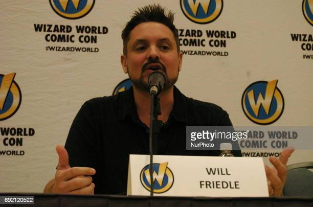 Will Friedle talks about his work on Kim Possible and changing policies at Disney during Q an A at Wizard World Philadelpia on June 2 2017
