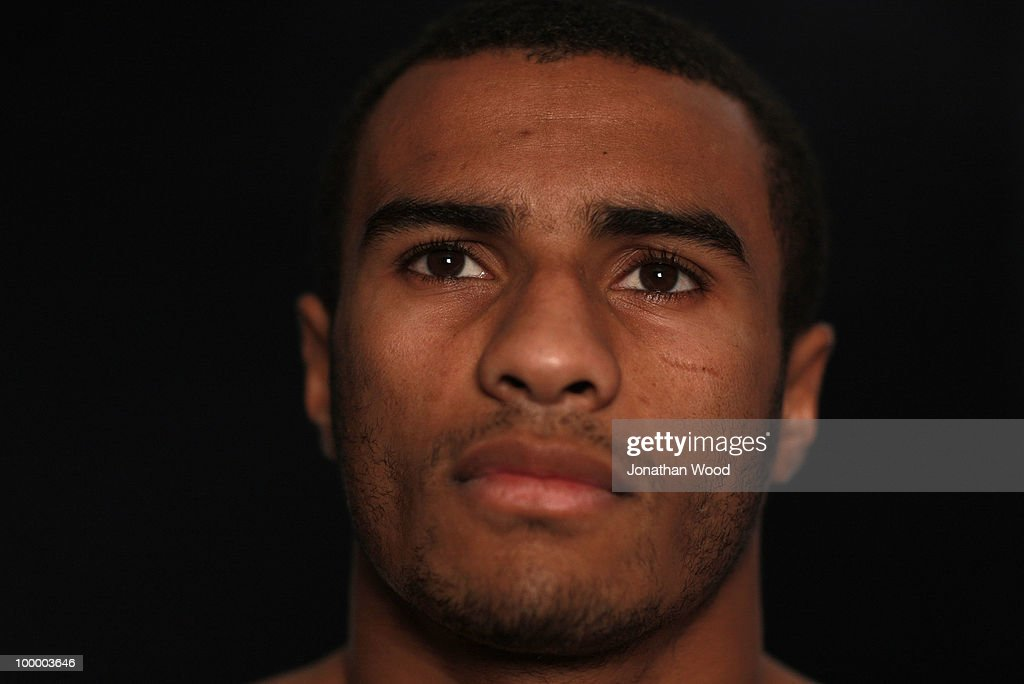 Will Genia poses during a Queensland Reds Super 14 portrait session at Ballymore on May 20, 2010 in Brisbane, Australia.