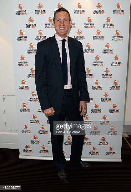 Will Greenwood attends day four of Advertising Week Europe held at BAFTA 195 Piccadilly on April 3 2014 in London England