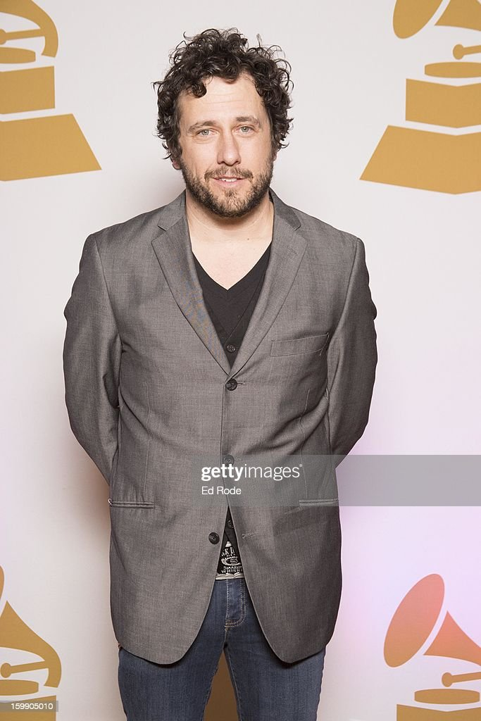 Will Hoge Attends the Nashville GRAMMY Nominee Party at the Loews Vanderbilt Hotel on January 22, 2013 in Nashville, Tennessee.