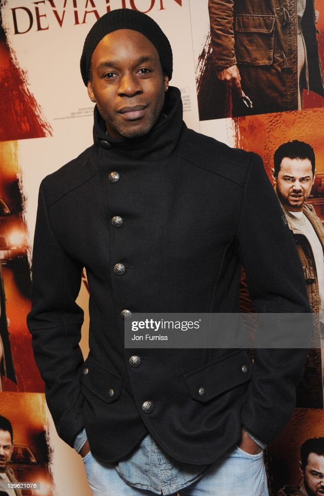 Will Johnson attends the world premiere of 'Deviation' at Odeon Covent Garden on February 23, 2012 in London, England.