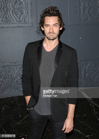 Will Kemp arrives at the Los Angeles premiere of 'Knight Of Cups' held at The Theatre at Ace Hotel on March 1 2016 in Los Angeles California