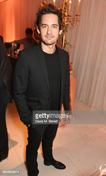 Will Kemp attend the opening night reception of the English National Ballet's 'Le Corsaire' hosted by St Martins Lane on January 13 2016 in London...