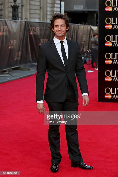 Will Kemp attends the Laurence Olivier Awards at The Royal Opera House on April 13 2014 in London England