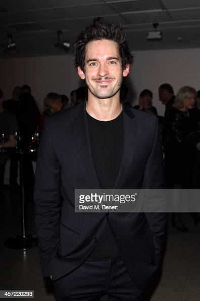 Will Kemp attends the Press Night party for the Royal Opera House production of The Wind in the Willows at the Hospital Club on December 16 2013 in...