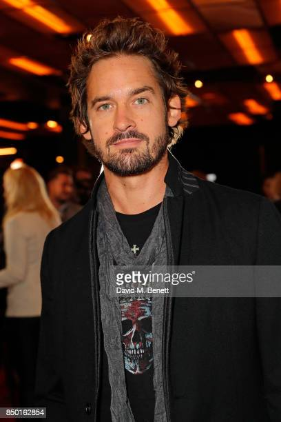 Will Kemp attends the Raindance Film Festival Opening Gala screening of 'Oh Lucy' at Vue Leicester Square on September 20 2017 in London England