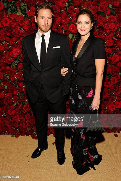 Will Kopelman and Drew Barrymore attend the Museum of Modern Art's 4th Annual Film benefit 'A Tribute to Pedro Almodovar' at the Museum of Modern Art...