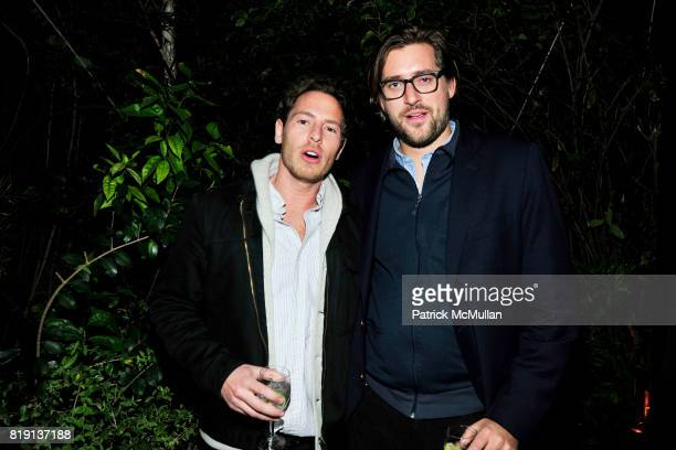 Will Kopelman John Kaplan attend NICOLAS BERGGRUEN's 2010 Annual Party at the Chateau Marmont on March 3 2010 in West Hollywood California