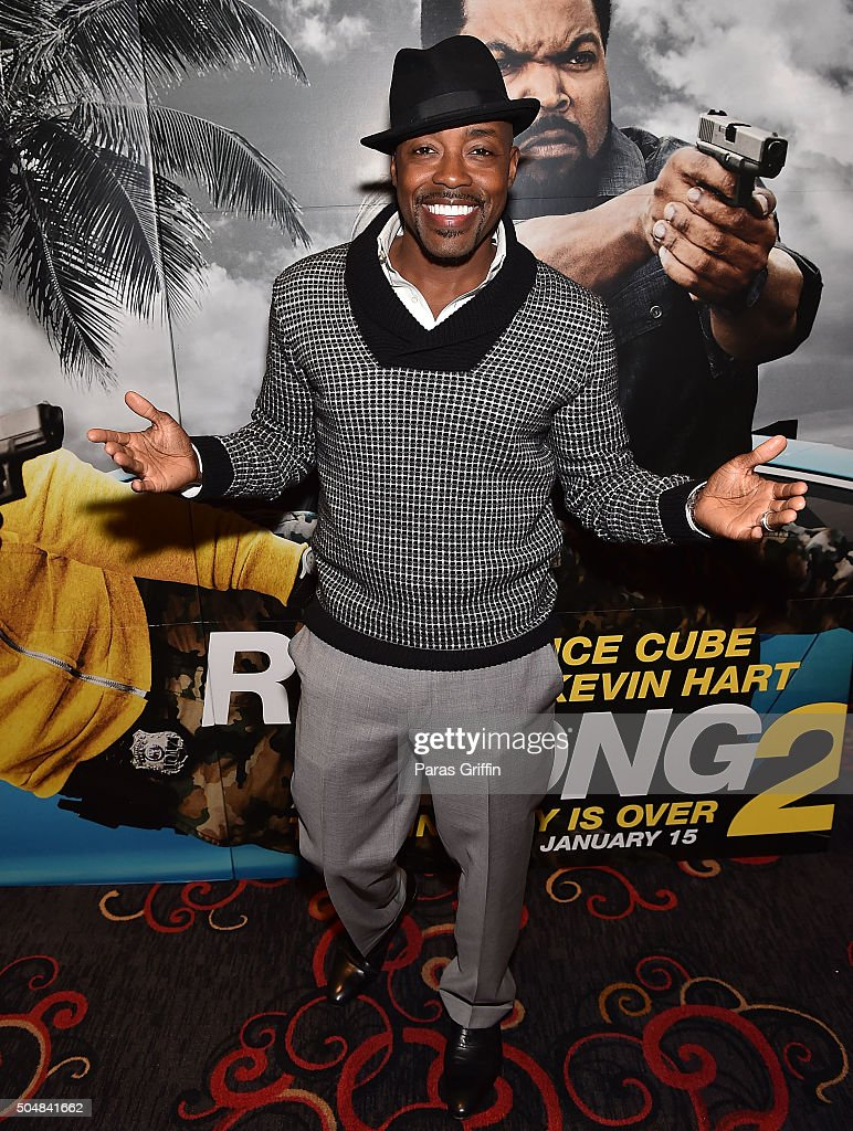 """Ride Along 2"" Advance Screening With Castmembers Tika Sumpter, Sherri Shepherd And Producer Will Packer At Regal Atlantic Station"