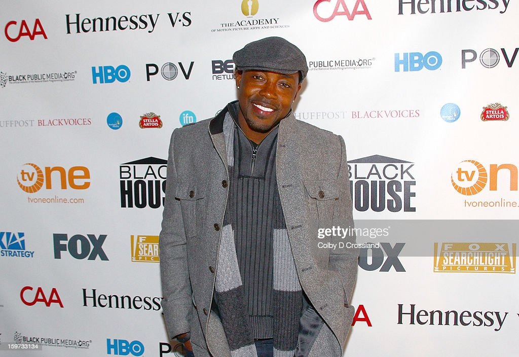 Will Packer attends The Academy and Blackhouse Partner on Talk with Filmmaker Will Packer At Sundance at Buona Vita during the 2013 Sundance Film Festival on January 19, 2013 in Park City, Utah.