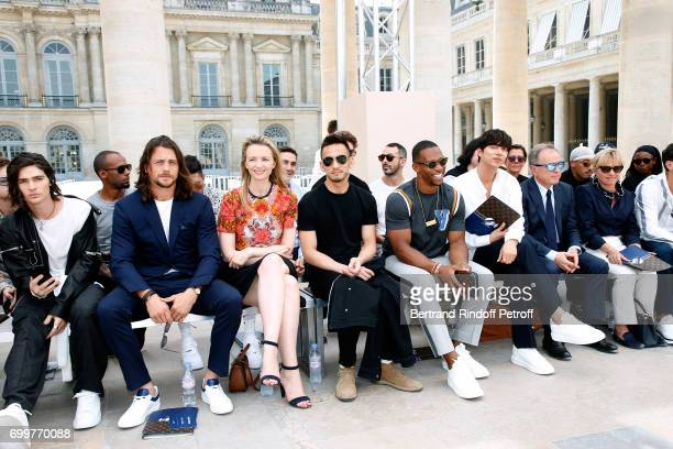Will Peltz Ben Robson Louis Vuitton's executive vice president Delphine Arnault Hidetoshi Nakata Victor Cruz Gong Yoo Chief Executive Officer of...