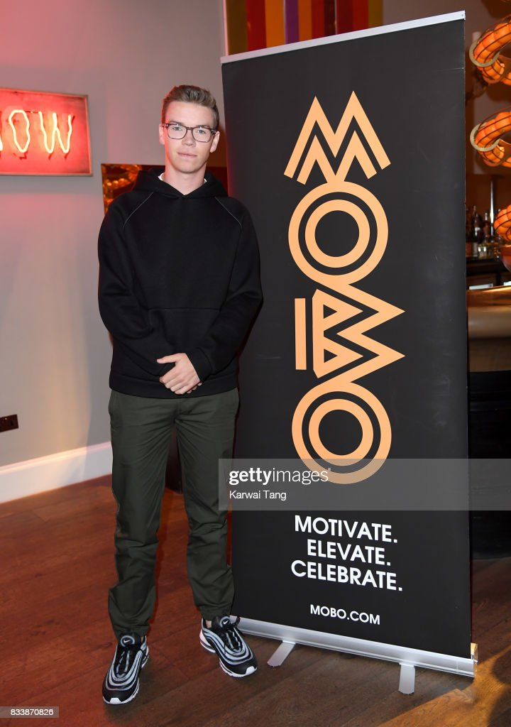 Will Poulter attends a screening of 'Detroit' in association with MOBO at Ham Yard Hotel on August 17, 2017 in London, England.