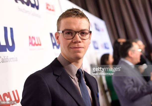 Will Poulter attends ACLU SoCal Hosts Annual Bill of Rights Dinner at the Beverly Wilshire Four Seasons Hotel on December 3 2017 in Beverly Hills...