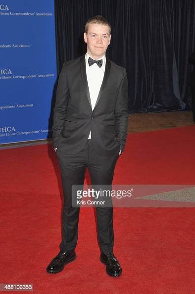 Will Poulter attends the 100th Annual White House Correspondents' Association Dinner at the Washington Hilton on May 3 2014 in Washington DC