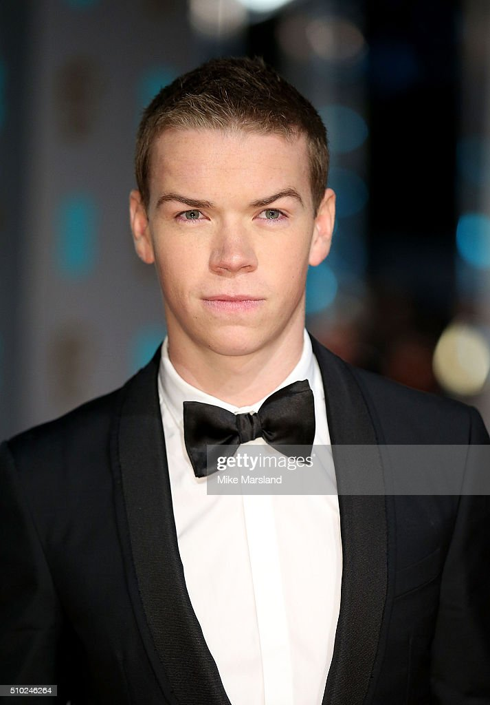 <a gi-track='captionPersonalityLinkClicked' href=/galleries/search?phrase=Will+Poulter&family=editorial&specificpeople=4599059 ng-click='$event.stopPropagation()'>Will Poulter</a> attends the EE British Academy Film Awards at The Royal Opera House on February 14, 2016 in London, England.