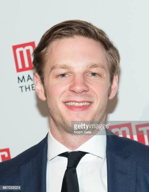 Will Pullen attends the Manhattan Theatre Club Spring Gala 2017 at Cipriani 42nd Street on May 22 2017 in New York City