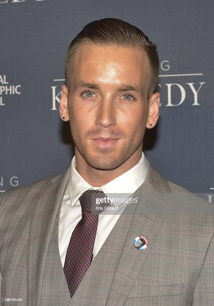 Will Rothhaar attends the National Geographic Channel's 'Killing Kennedy' World Premiere at The Newseum on October 28, 2013 in Washington, DC.