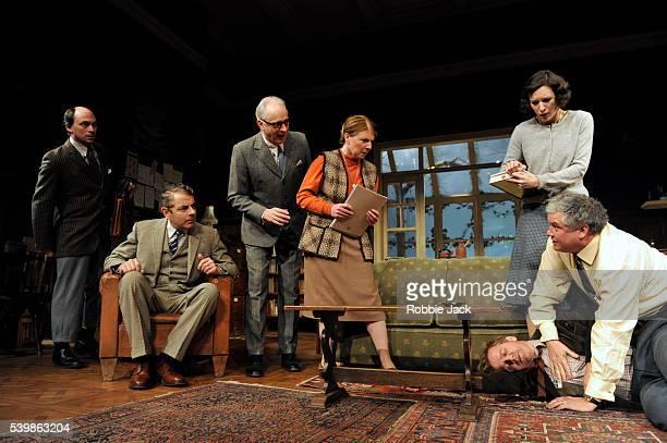 Will Self as Derek Meadle Rowan Atkinson as St John Quartermain Malcolm Sinclair as Eddie Loomis Felicity Montagu as Melanie Garth Louise Ford as...