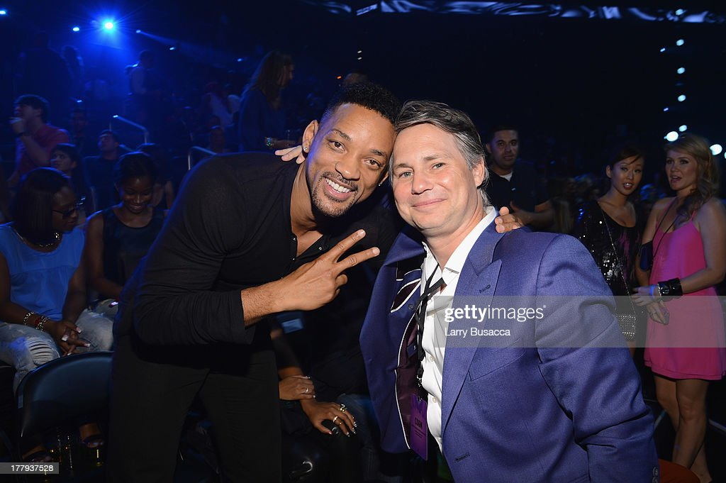 <a gi-track='captionPersonalityLinkClicked' href=/galleries/search?phrase=Will+Smith+-+Actor+-+Born+1968&family=editorial&specificpeople=156403 ng-click='$event.stopPropagation()'>Will Smith</a> and <a gi-track='captionPersonalityLinkClicked' href=/galleries/search?phrase=Jason+Binn&family=editorial&specificpeople=204684 ng-click='$event.stopPropagation()'>Jason Binn</a> attend the 2013 MTV Video Music Awards at the Barclays Center on August 25, 2013 in the Brooklyn borough of New York City.