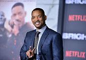 "Premiere Of Netflix's ""Bright"" - Arrivals"