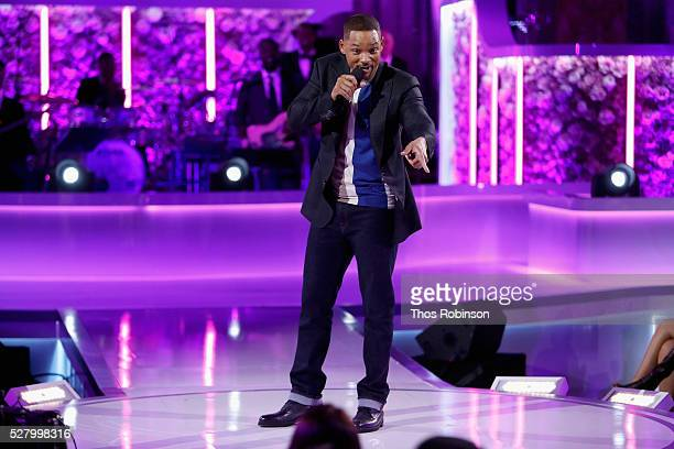Will Smith speaks onstage at VH1's 'Dear Mama' Event on May 3 2016 in New York City Tunein to VH1 on Sunday May 8 2016 at 9pm to watch 'Dear Mama'