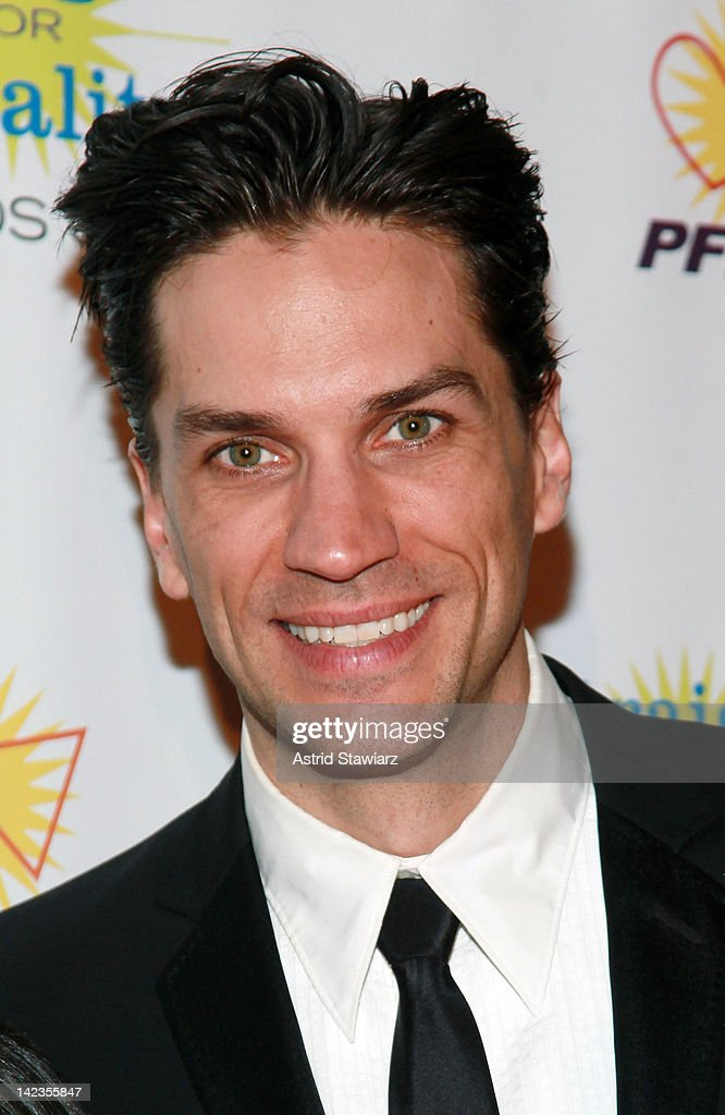 Will Swenson attends PFLAG National's 2012 Straight for Equality Awards gala at the Marriott Marquis Times Square on April 2, 2012 in New York City.