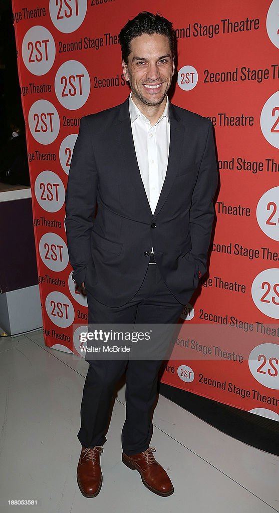 Will Swenson attends the after party for the opening night production of 'Little Miss Sunshine' at Yotel on November 14, 2013 in New York City.