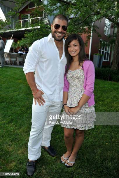 Will Torres and Selina Torres attend GODS LOVE WE DELIVERMid Summer Night Drinks Benefit at Home of Chad A Leat on June 19 2010 in Bridgehampton New...
