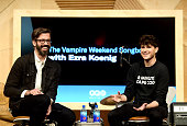 GQ Live – The Vampire Weekend Songbook With Ezra Koenig
