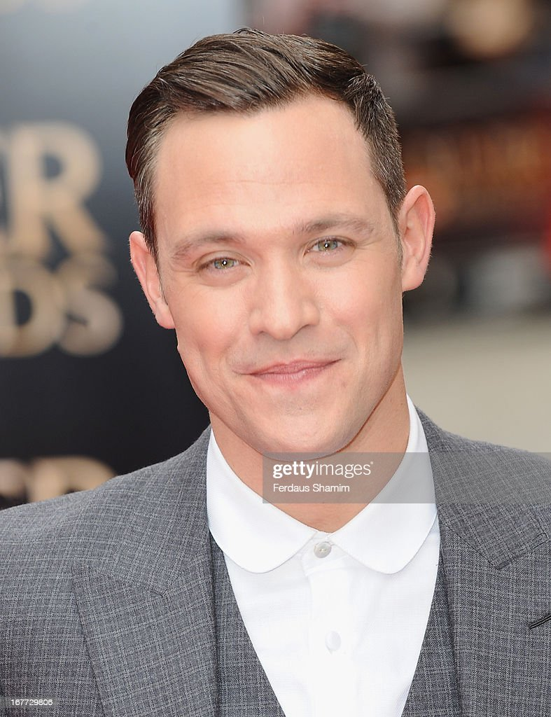 <a gi-track='captionPersonalityLinkClicked' href=/galleries/search?phrase=Will+Young+-+Chanteur&family=editorial&specificpeople=15302077 ng-click='$event.stopPropagation()'>Will Young</a> attends The Laurence Olivier Awards at The Royal Opera House on April 28, 2013 sLondon, England.