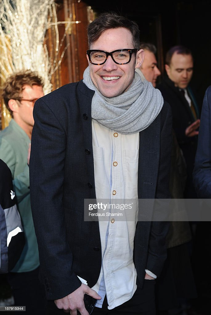 <a gi-track='captionPersonalityLinkClicked' href=/galleries/search?phrase=Will+Young+-+Singer&family=editorial&specificpeople=15302077 ng-click='$event.stopPropagation()'>Will Young</a> attends the Whatsonstage.com Theatre Awards nominations launch at Cafe de Paris on December 7, 2012 in London, England.