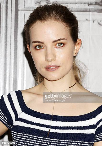 Willa Fitzgerald attends AOL Build Presents to discuss 'Scream' and Film 'Freak Show' at AOL HQ on August 15 2016 in New York City