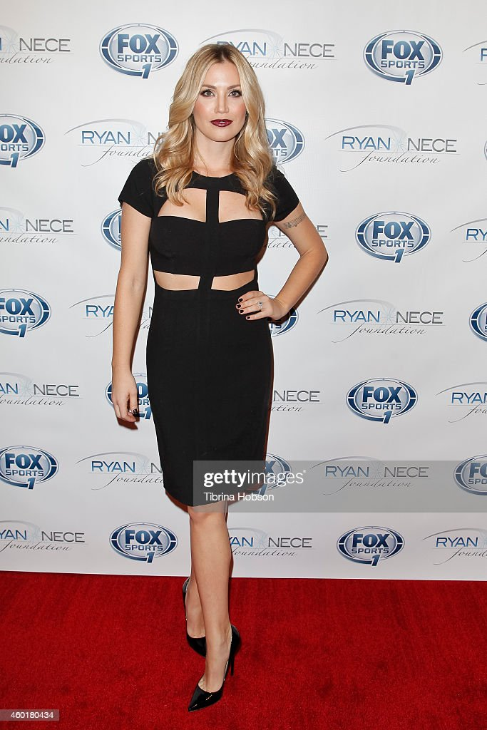 Willa Ford attends the 'Power of Giving' Holiday benefit for the Ryan Nece Foundation and Mattel Children's Hospital UCLA at Riva Bella on December 8...