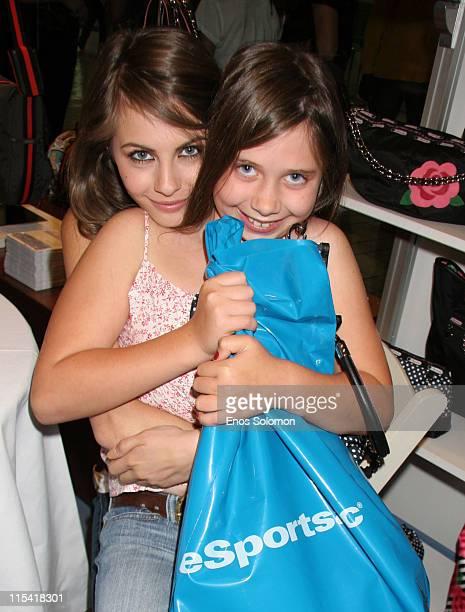 Willa Holland and sister Piper De Palma *exclusive*