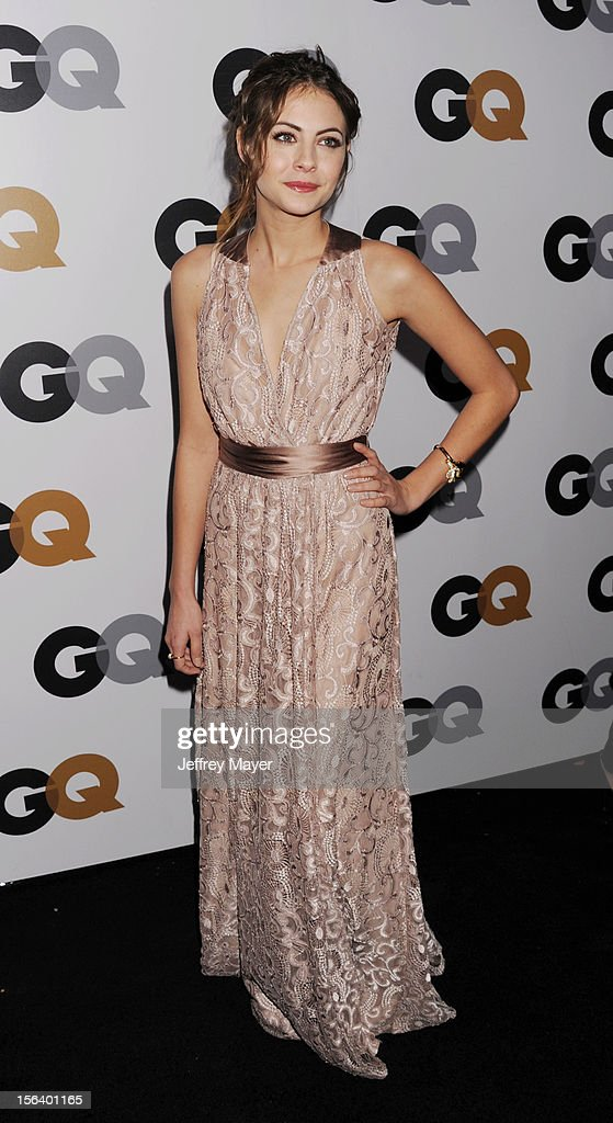Willa Holland arrives at the GQ Men Of The Year Party at Chateau Marmont Hotel on November 13, 2012 in Los Angeles, California.