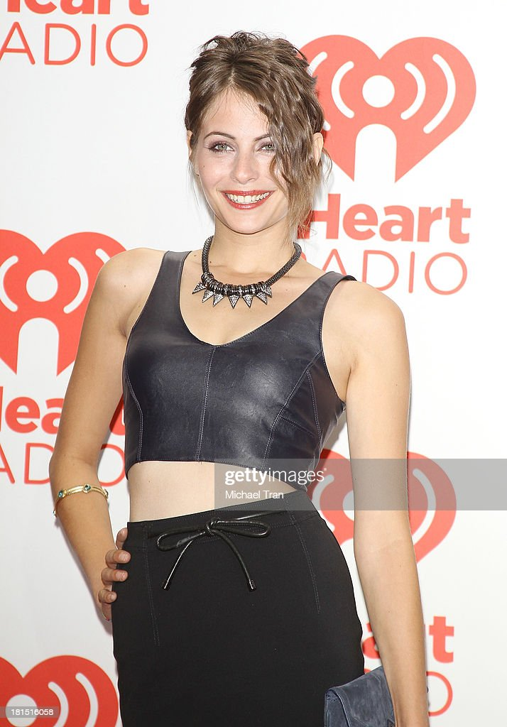 <a gi-track='captionPersonalityLinkClicked' href=/galleries/search?phrase=Willa+Holland&family=editorial&specificpeople=737113 ng-click='$event.stopPropagation()'>Willa Holland</a> arrives at the iHeartRadio Music Festival - press room - Day 2 held on September 21, 2013 in Las Vegas, Nevada.