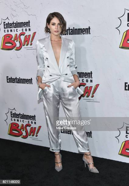 Willa Holland at Entertainment Weekly's annual ComicCon party in celebration of ComicCon 2017 at Float at Hard Rock Hotel San Diego on July 22 2017...