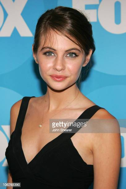 Willa Holland during 2006 FOX TCA Summer Party Arrivals at RitzCarlton in Los Angeles California United States