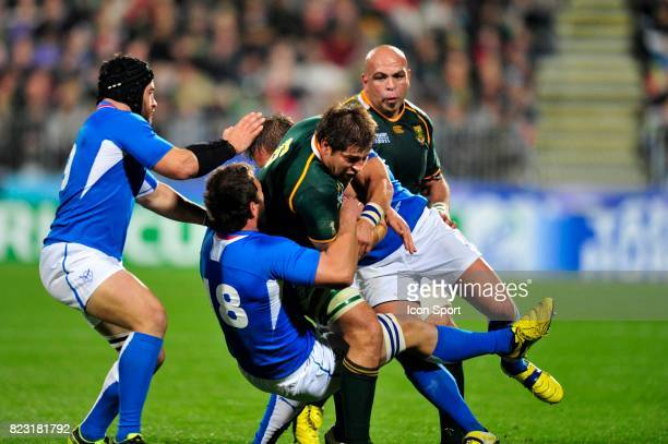 Willem ALBERTS Afrique du Sud / Namibie Coupe du Monde de Rugby 2011