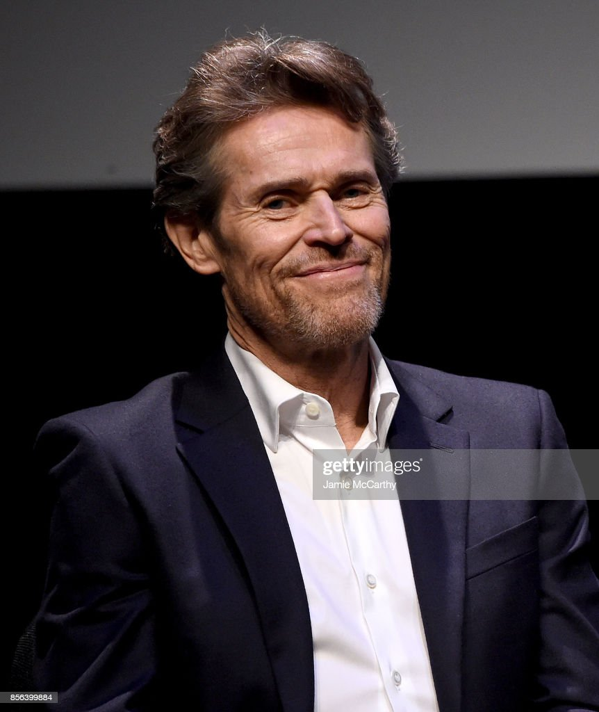 Willem Dafoe attends 55th New York Film Festival - 'The Florida Project' at Alice Tully Hall on October 1, 2017 in New York City.