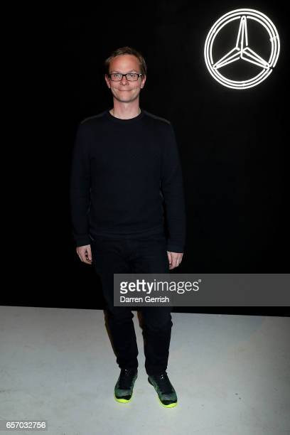 Willem Spelten attends the MercedesBenz #MBCOLLECTIVE Chapter 1 launch party with M I A and Tommy Genesis on March 23 2017 in London United Kingdom