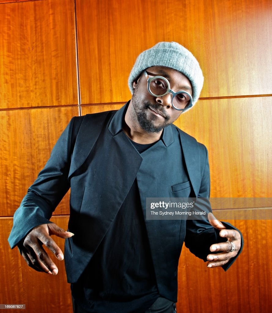 will.i.am Portrait Session