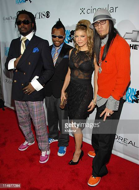william apldeap Fergie and Taboo of Black Eyed Peas