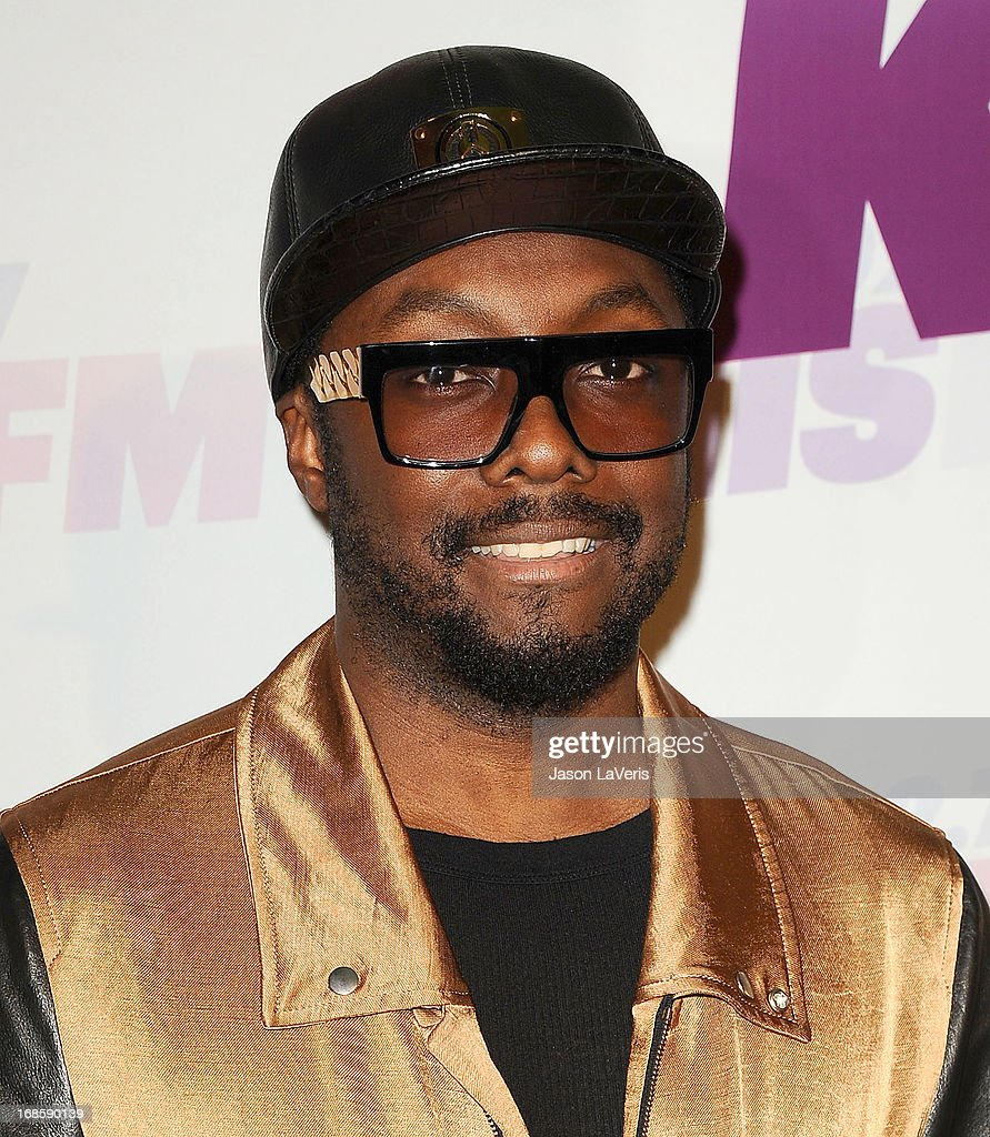 will.i.am attends 102.7 KIIS FM's Wango Tango at The Home Depot Center on May 11, 2013 in Carson, California.