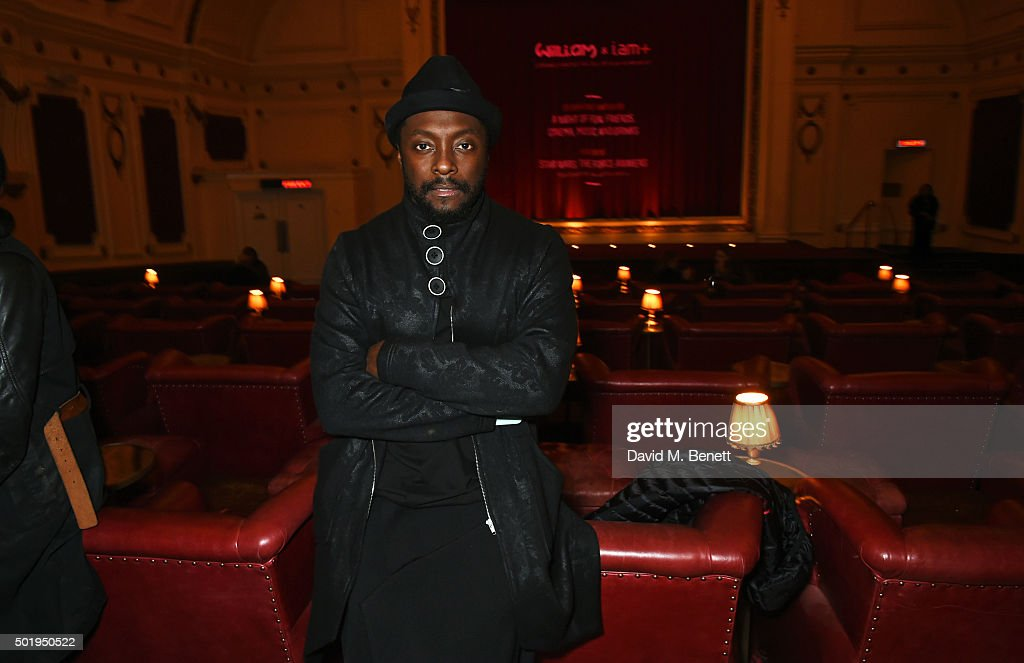 "Will.i.am & i.am+ Host Special Screening Of ""Star Wars: The Force Awakens"" At The Electric Cinema"